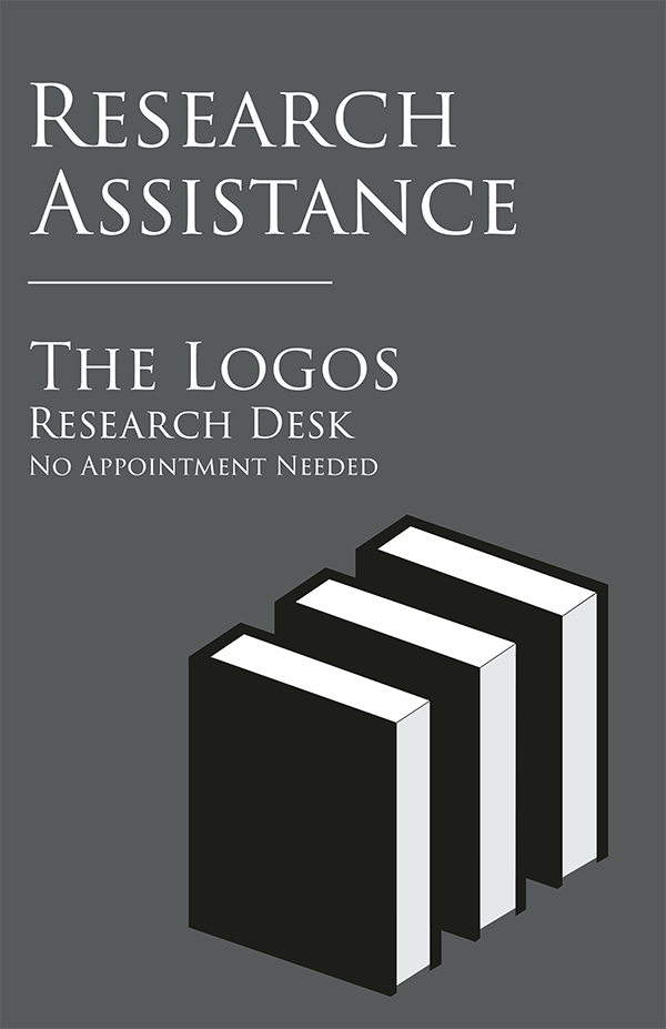 Research Assistance (Books) - Fall 2017 (SM)