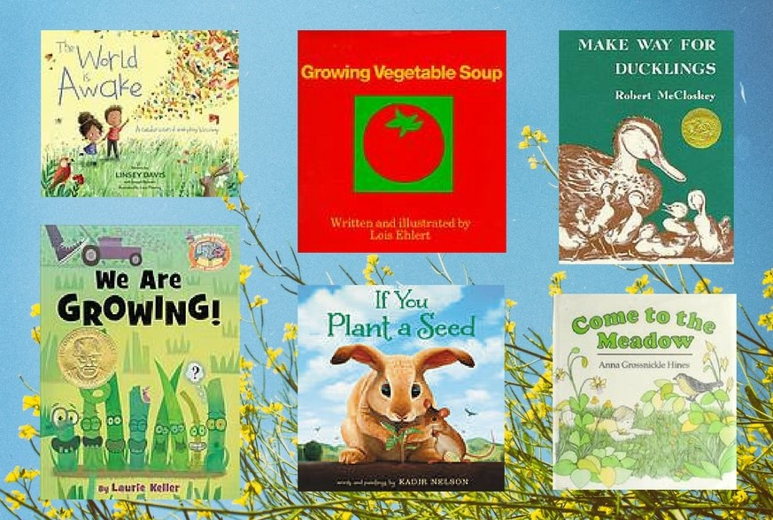 Celebrate Spring with Picture Books!