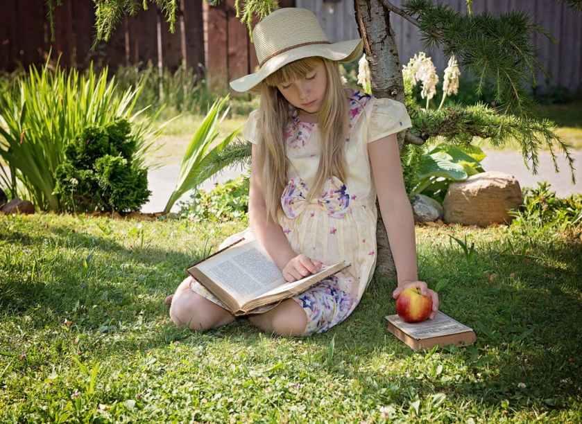 pex child reading