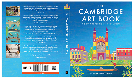 cambridge art book
