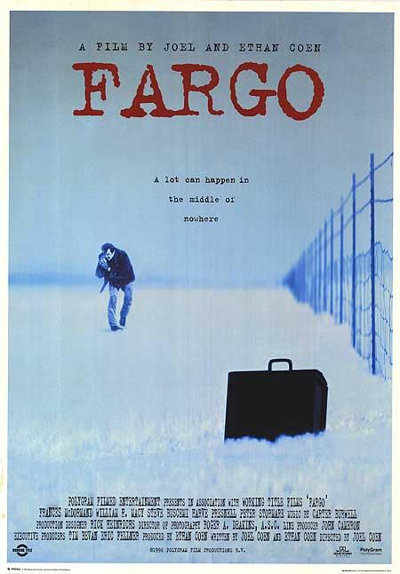 "Matthew's Monday Movie: ""Fargo"""