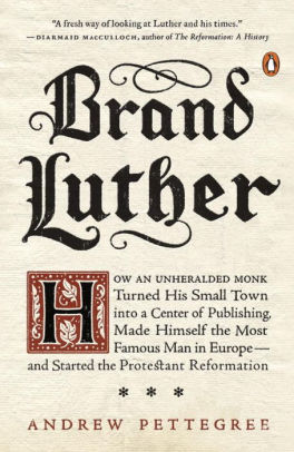 Featured Book: BrandLuther