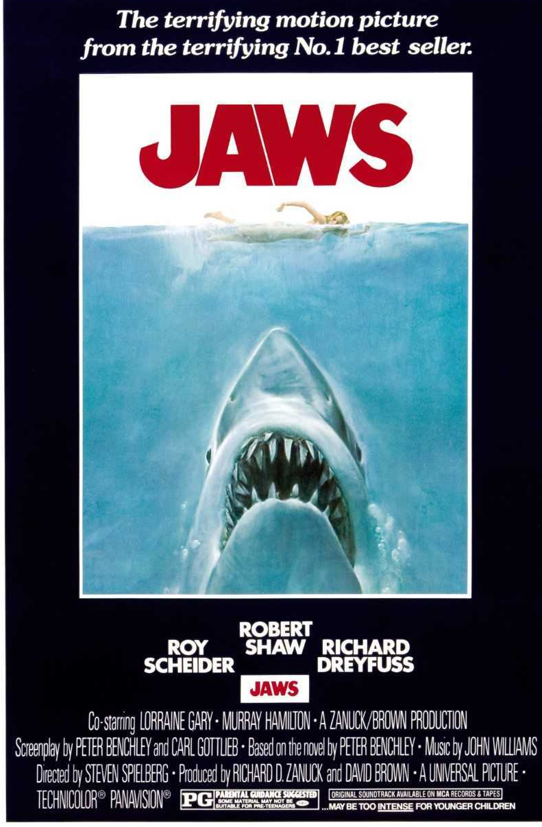 "Matthew's Monday Movie: ""Jaws"""