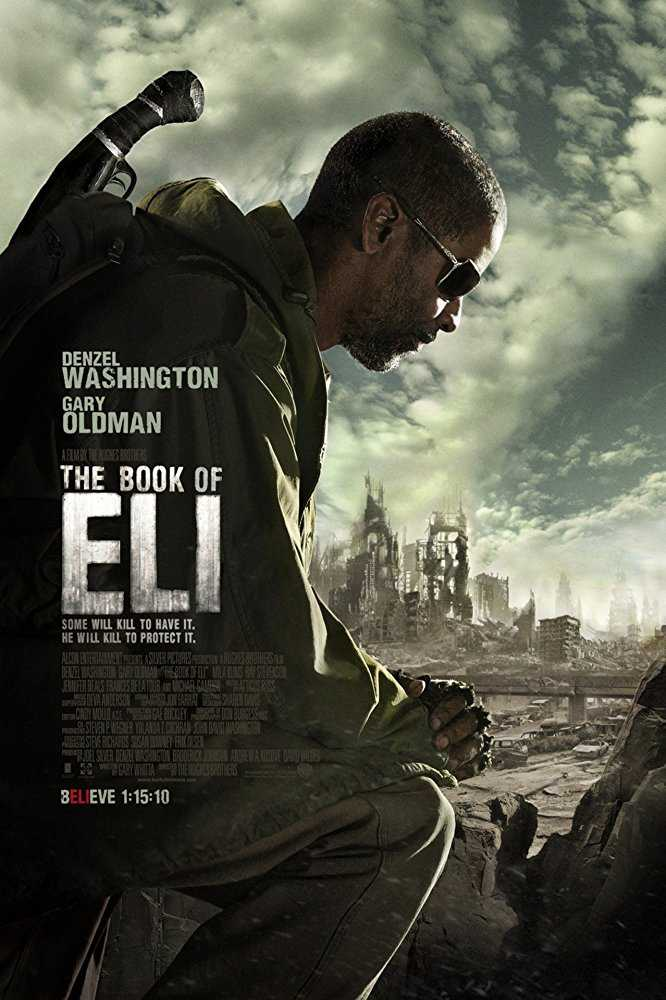 "Matthew's Monday Movie: ""The Book of Eli"""