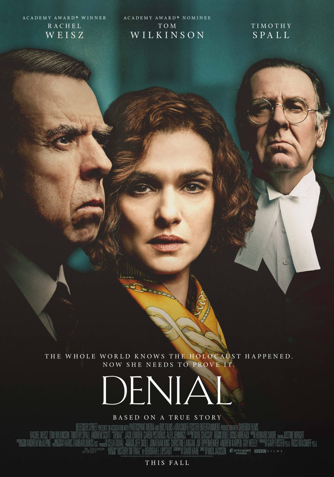 "Matthew's Monday Movie: ""Denial"""