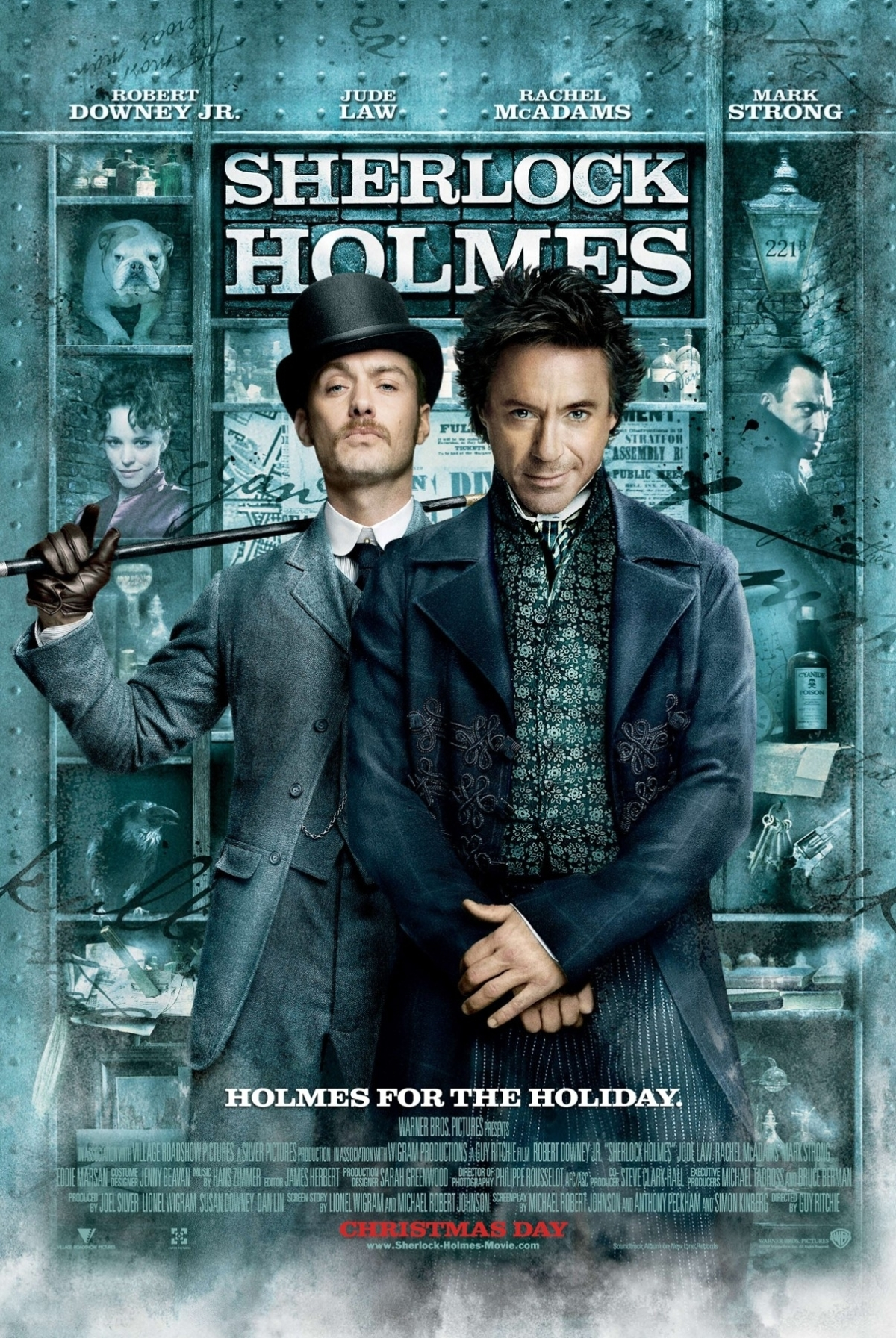 "Matthew's Monday Movie: ""Sherlock Holmes"""