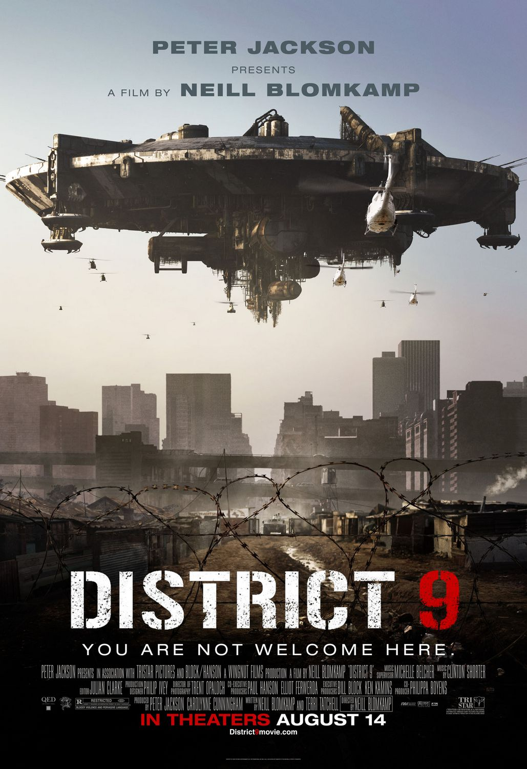 "Matthew's Monday Movie: ""District 9"""