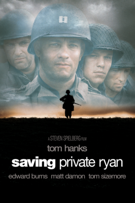 "Matthew's Monday Movie: ""Saving Private Ryan"""