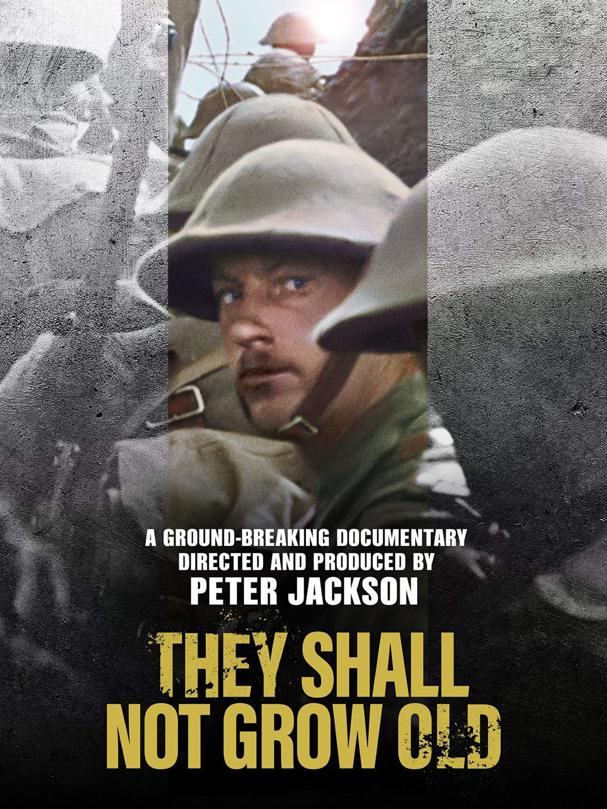 "Matthew's Monday Movie: ""They Shall Not Grow Old"""