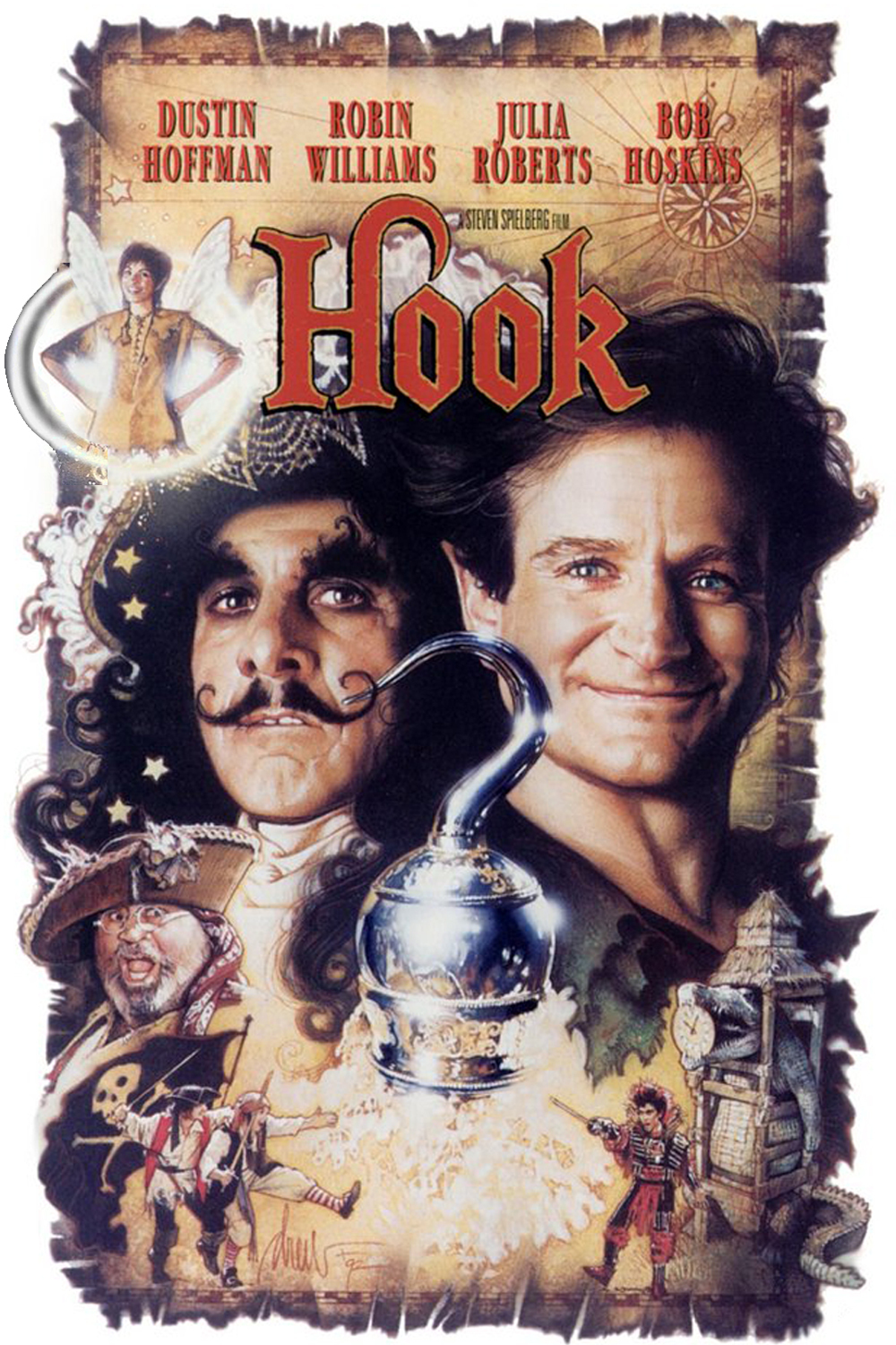 "Matthew's Monday Movie: ""Hook"""