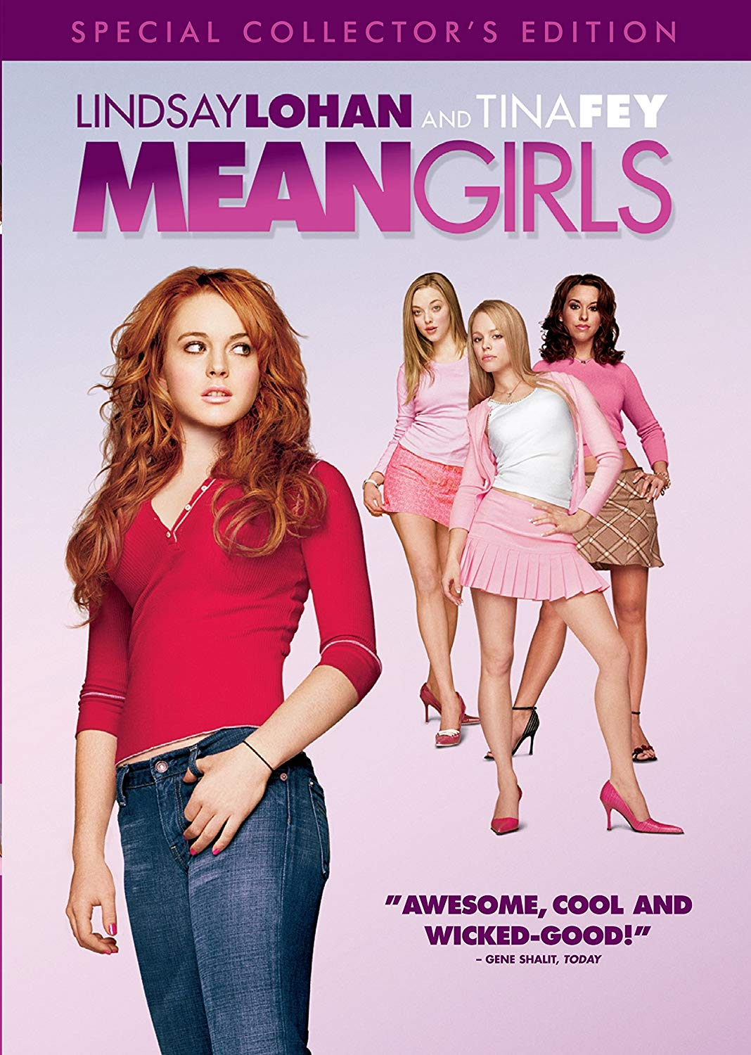 "Matthew's Monday Movie: ""Mean Girls"""