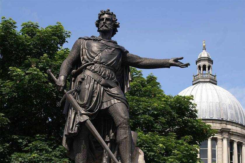 william-wallace-statue