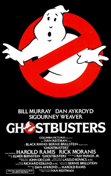 "Matthew's Monday Movie: ""Ghostbusters"""