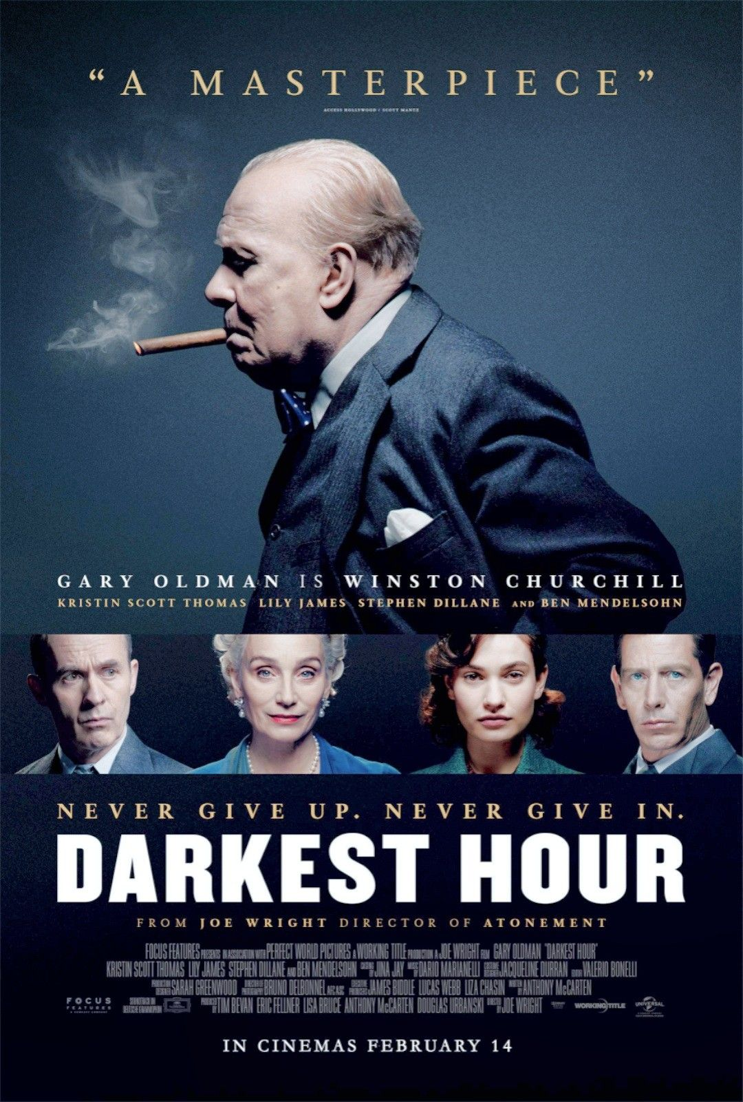 "Matthew's Monday Movie: ""Darkest Hour"""