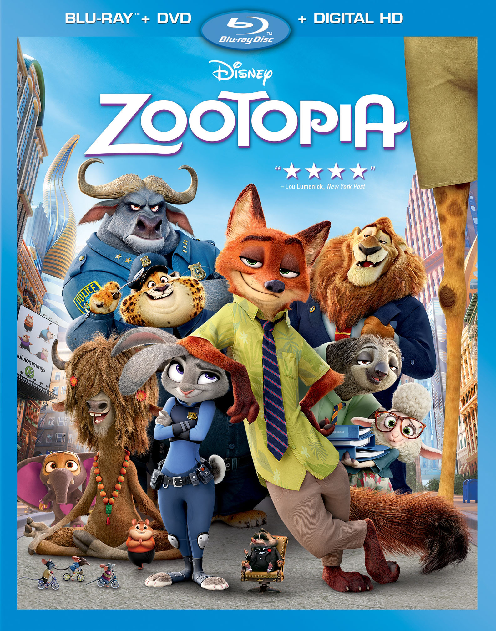 "Matthew's Monday Movie: ""Zootopia"""