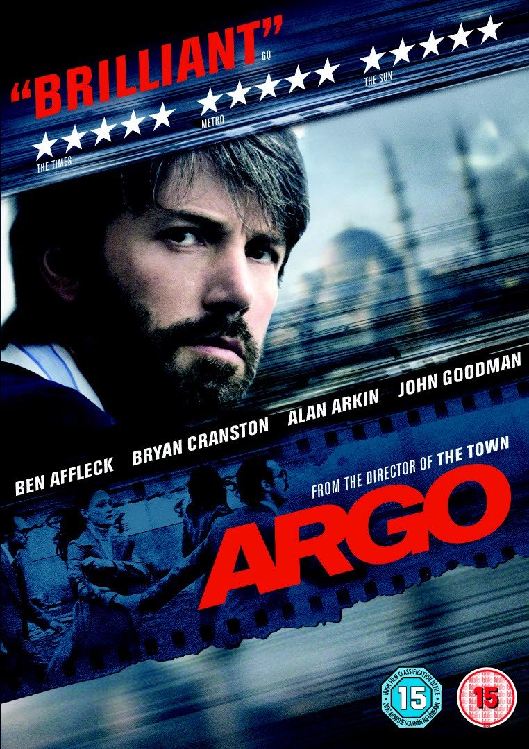 "Matthew's Monday Movie: ""Argo"""