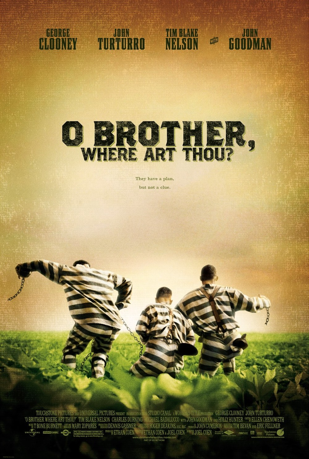 "Matthew's Monday Movie: ""O Brother, Where Art Thou?"""