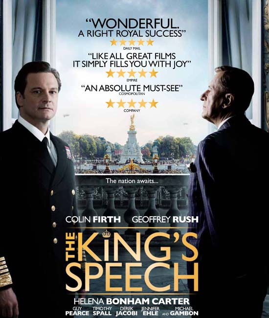 "Matthew's Monday Movie: ""The King's Speech"""