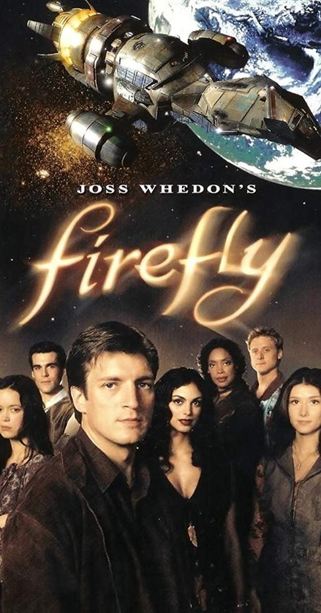 "Matthew's Monday Series: ""Firefly"""