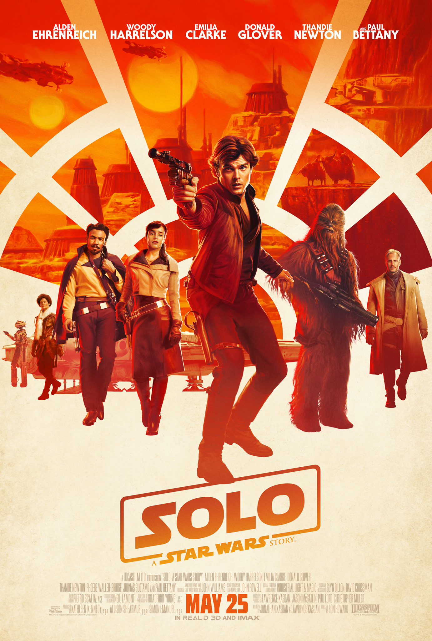 "Matthew's Monday Movie: ""Solo: A Star Wars Story"""