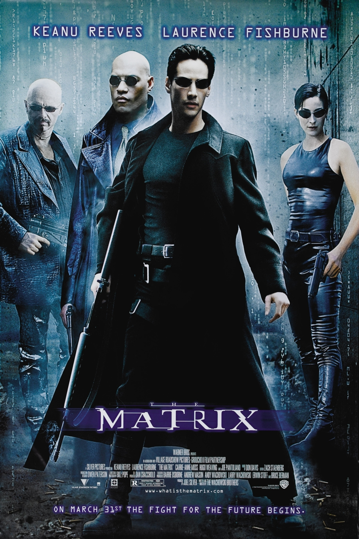 "Matthew's Monday Movie: ""The Matrix"""